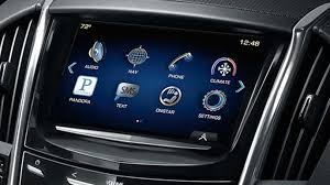 cadillac user experience infotainment