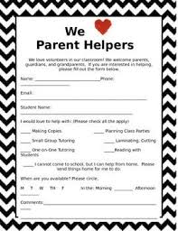 task 7 initiate and maintain family contacts parent volunteer