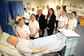 northumbria nhs trust north east continues to pioneer nurse