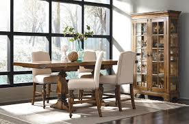 Samuel Lawrence Dining Room Furniture American Attitude Cross Hatch Counter Dining Set W Upholstered