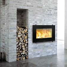 wood burning fireplace insert i 30 55 by christina strand