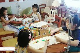 Art And Craft Studio Scene It Diy Summer Arts And Craft Workshop