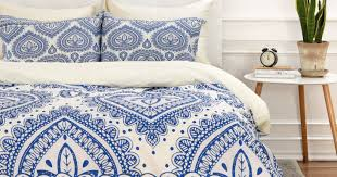 bedding set beautiful blue white bedding blue and white decor