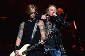 guns n roses rip it up at the apollo theater as appetite for