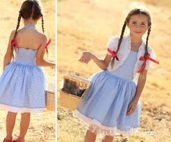 Target Girls Halloween Costumes Target Halloween Costumes Girls Dorothy Dress Tutorial