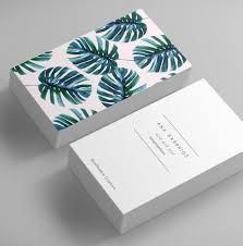 tarjeta de visita diseo proyecto360 tendencias del 2018 para tarjetas de presentación