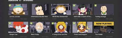 south park black friday hulu and south park