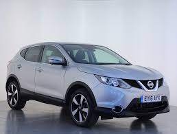 used nissan qashqai cars for sale motors co uk