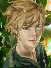 fairy tale art realistic peter pan realistic sketch ab lynx