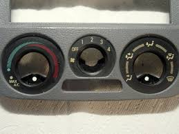 used mitsubishi a c u0026 heater controls for sale