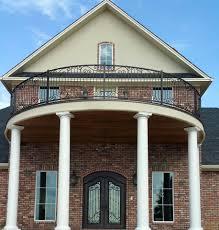 custom balcony railings awnings gates u0026 fences in shreveport
