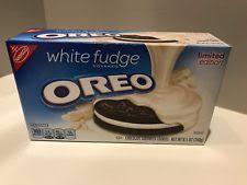where to buy white fudge oreos white chocolate oreos ebay