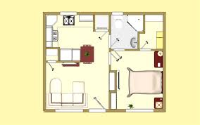 small house plan under 500 sq ft good for the guest to ripping