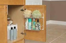Vanity Door Organizer  Polymer  Shelf Set With Independently - Kitchen cabinet door organizer