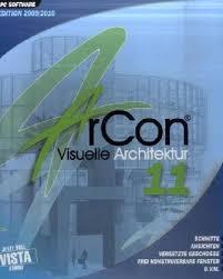 arcon visuelle architektur arcon visuelle architektur 11 0 edition 2008 2009 cd rom
