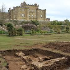 What Is A Walled Garden On The Internet by Lost 18th Century Walled Garden Unearthed At Culzean Castle Bbc News