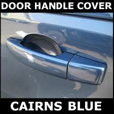 blue land rover discovery cairns blue door handle cover kit for land rover discovery 3 lr3
