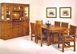 mission style dining room tables mission style dining room tables