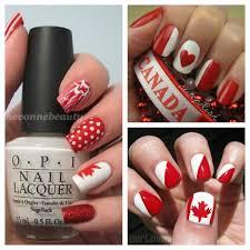 canada day nails nails pinterest nail stuff nails