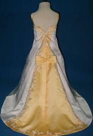 yellow flower dresses