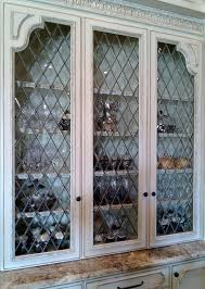 what type of glass is used for cabinet doors types of glass you can use for your kitchen cabinetry