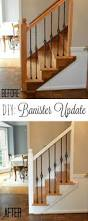 Railing Banister 11 Best Railings Images On Pinterest Wood Railing Metal