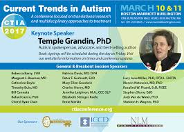 2017 current trends in autism conference boston ma patch