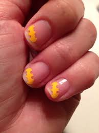 15 great batman nail art designs for kids pretty designs