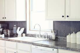 Tin Backsplash For Kitchen Ideas  Wonderful Kitchen Ideas - Tin backsplash ideas