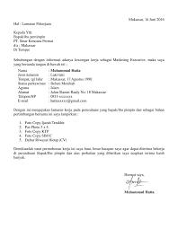 contoh surat pernyataan untuk melamar kerja panduan membuat surat lamaran kerja yang baik dan benar