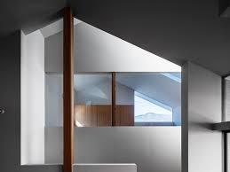 Grey And White Daisaku Hanamoto U0027s House Mingles With Its Surroundings News
