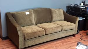 sofa olive green sofa incredible olive green fabric sofa