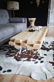 coffee tables simple diy plans industrial coffee table ana white