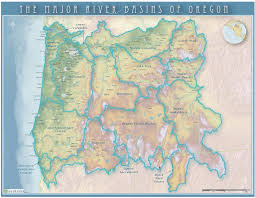 State Of Oregon Map by Portland State Sustainability The Klamath Water Wars U2014a Possible