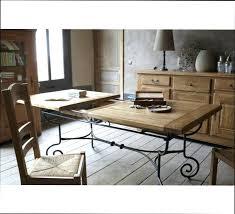table de cuisine en fer forgé table de cuisine en fer forge table de cuisine bois et fer forgac