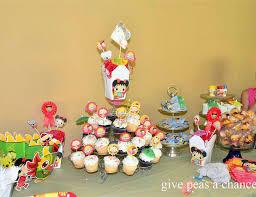 Ni Hao Kai Lan Party Ideas Birthday Catch Party