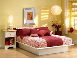 bedroom color red home design ideas simple also wonderful trends