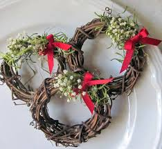 grapevine wreath napkin rings 3 inch pack of 12