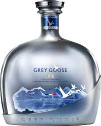 vodka tonic blacklight grey goose vx vodka with cognac vodka with a hint of cognac