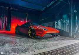 ferrari 458 widebody official misha designs widebody ferrari 458 italia gtspirit