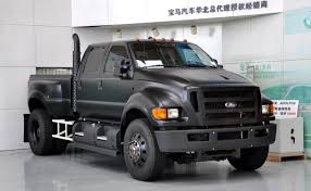 ford f650 custom trucks for sale ford f 650 black matte color rvs and haulers ford