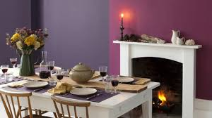 Salle A Manger Complete by Go For Regal Purple For A Grand Bathroom Colours And Products