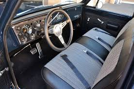 Chevrolet C10 Interior 1968 Chevrolet C10 Stepside Red Hills Rods And Choppers Inc