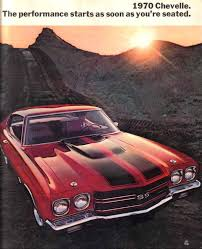 1970 Muscle Cars - muscle cars you should know 1970 chevelle ss 454 ls6 chevy
