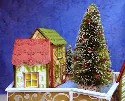 craft knife chronicles u0027twas the night before christmas village