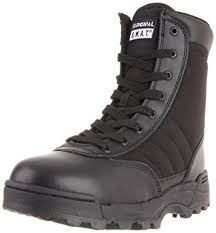 s army boots uk original swat 1152 combat boots with side zip amazon co uk