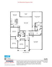 floor plans for dr horton homes jade tartesso dr horton series buckeye arizona d r horton