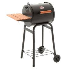 Backyard Classic Professional Charcoal Grill by Char Griller Patio Pro Charcoal Grill In Black 1515 The Home Depot