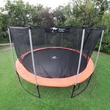 fun outdoor backyard trampoline wearefound home design