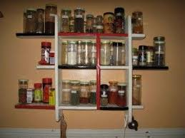 Rustic Spice Rack Kitchen Shelf Cabinet Made From Best Home Best 25 Large Kitchen Spice Racks Ideas On Pinterest Large